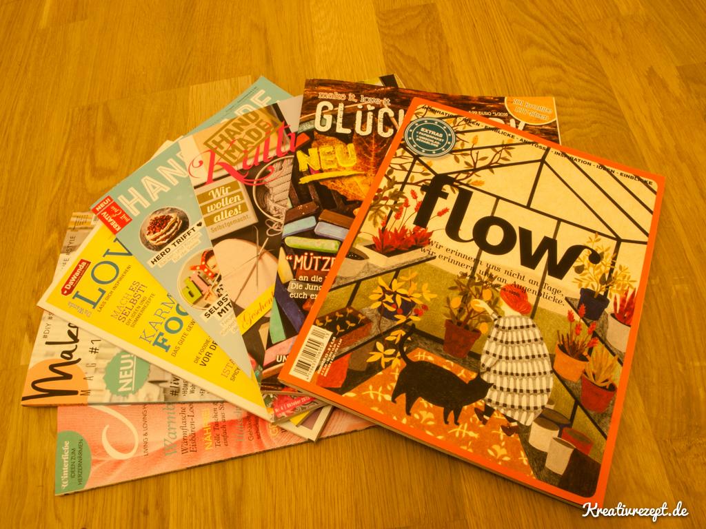 DIY-Zeitschriften