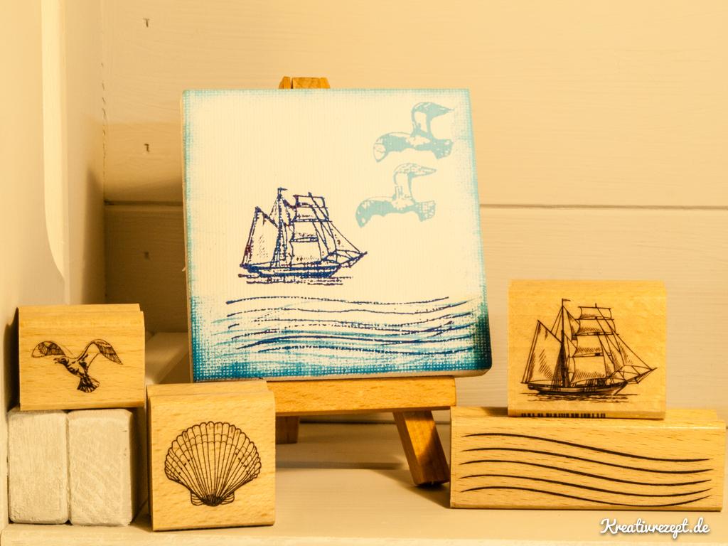 Maritime Stempel