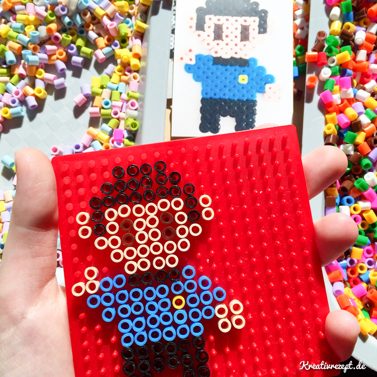 Pixel-Art-Workshop mit Anni Bazooka